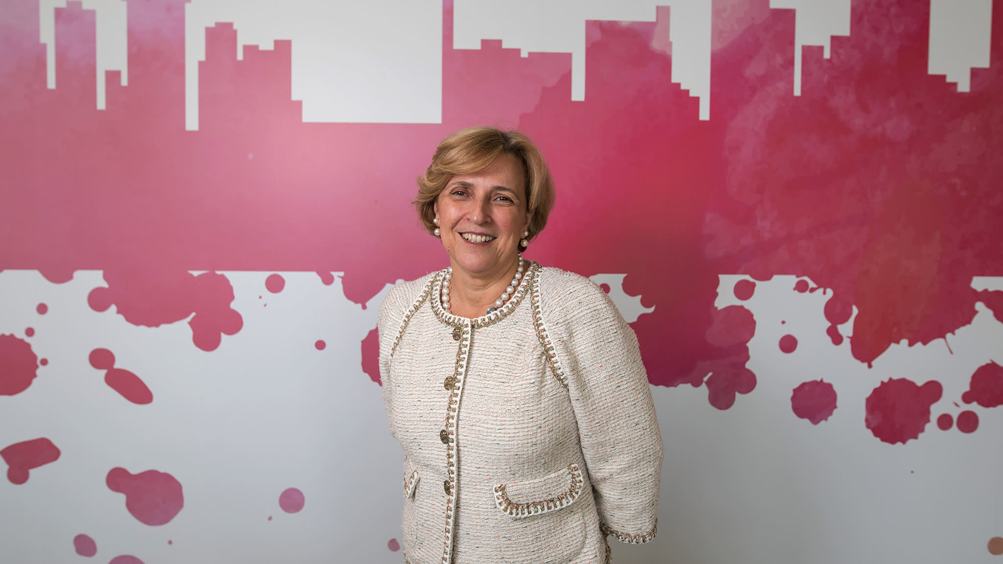 Absa's Maria Ramos: on winning a favourable deal