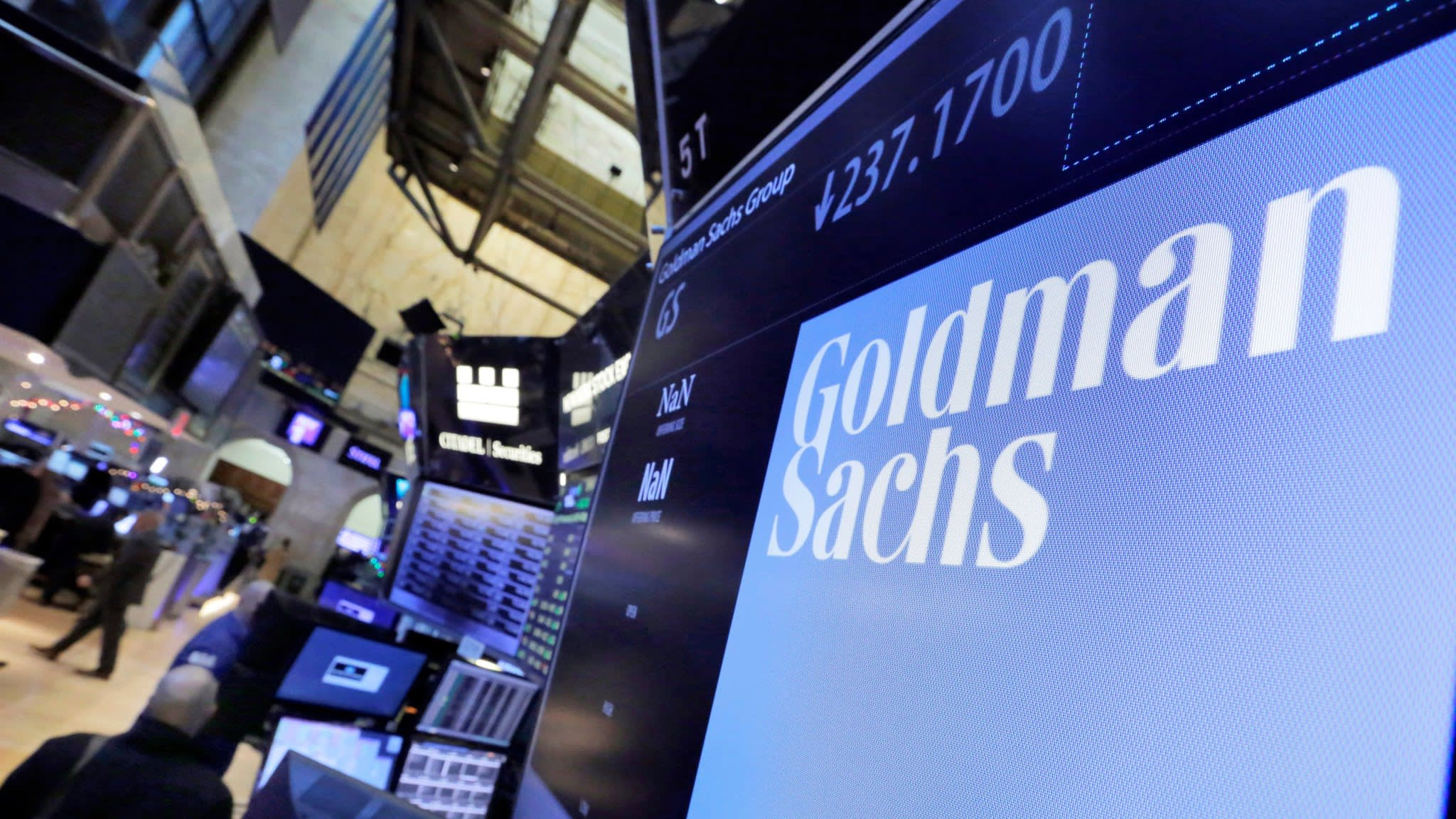 Goldman trader quits ahead of partner selection
