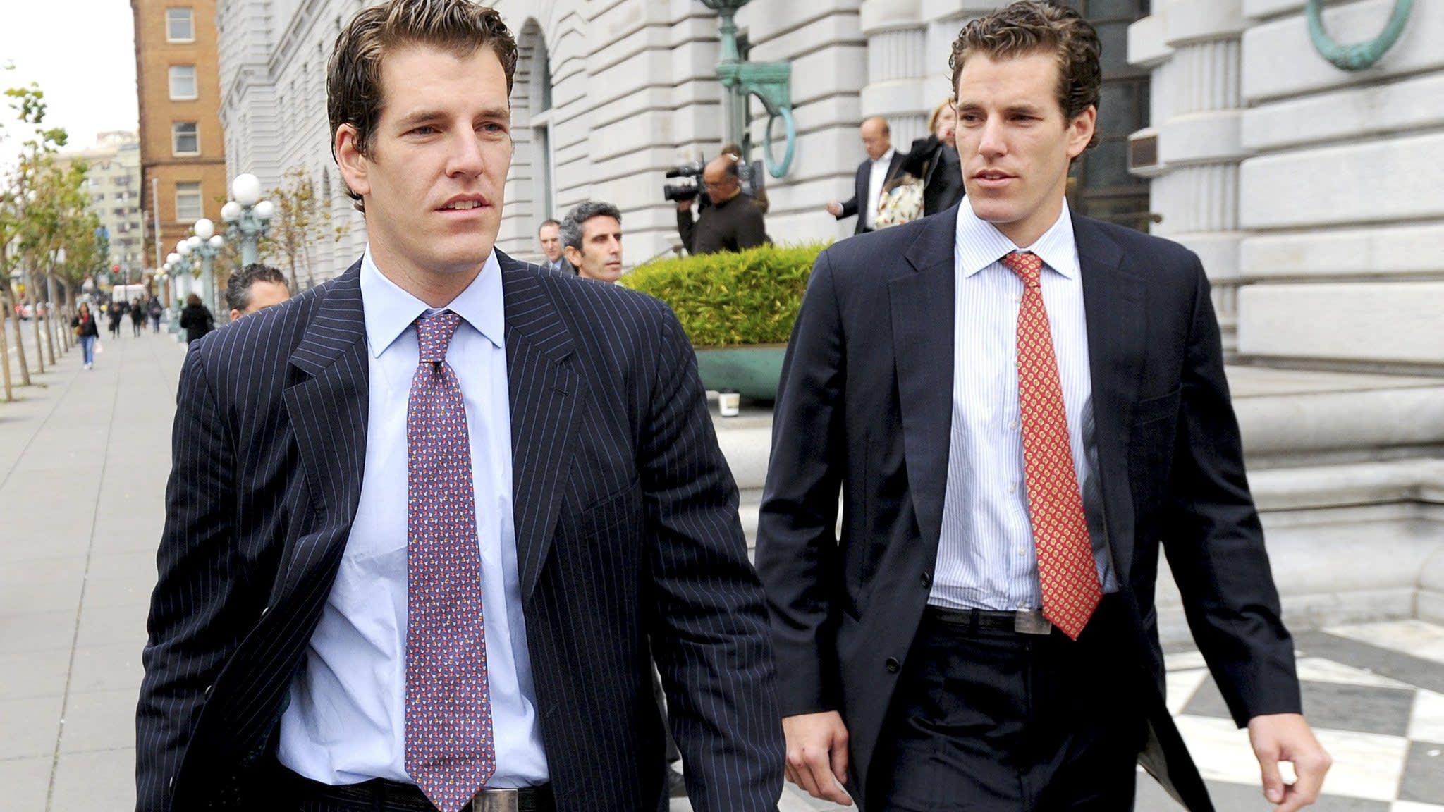 Winklevoss twins bitcoin ETF rejected by SEC