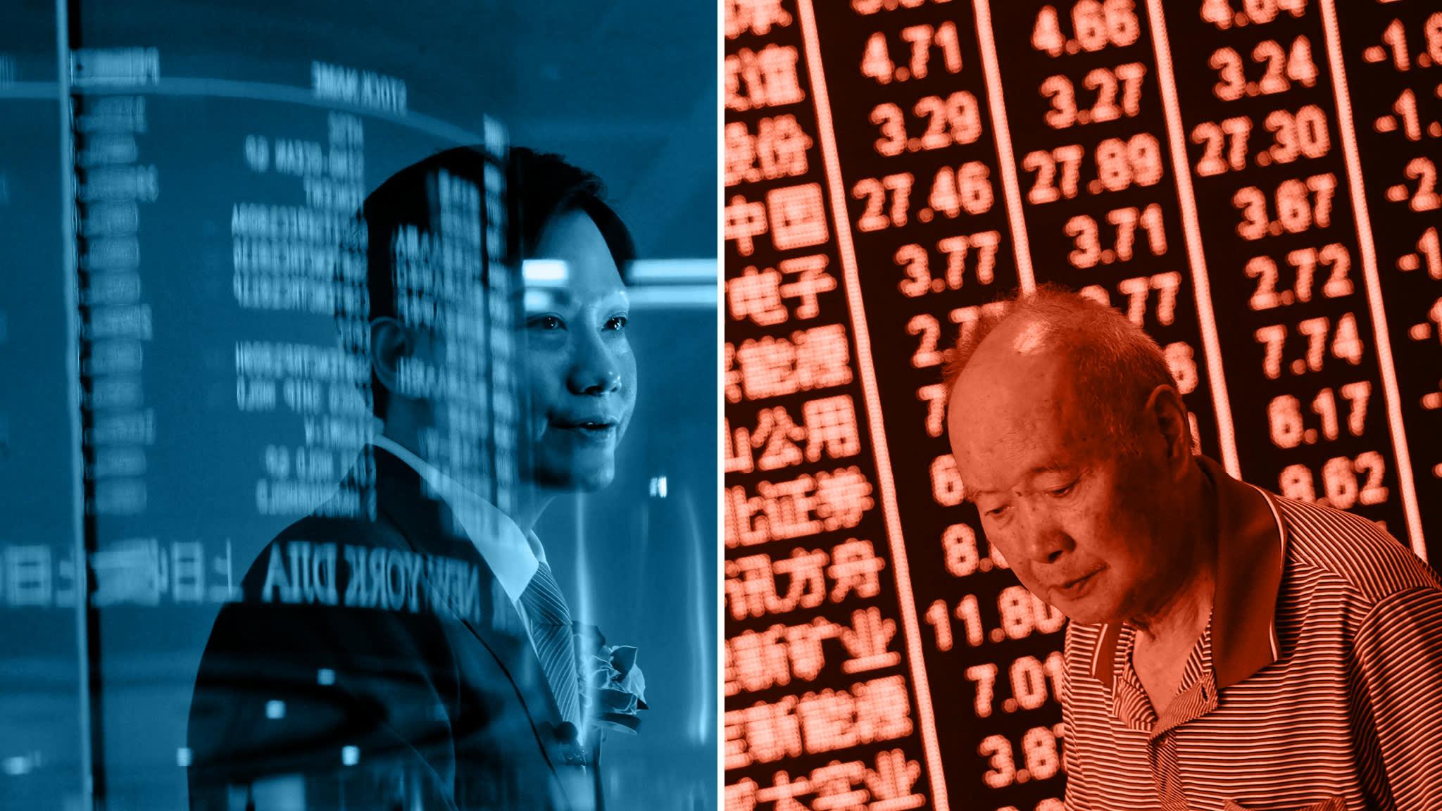 HK stock market enters bear territory amid EM sell-off