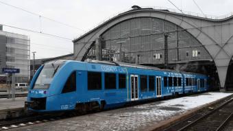 Alstom head says no job cuts or site closures after Siemens merger
