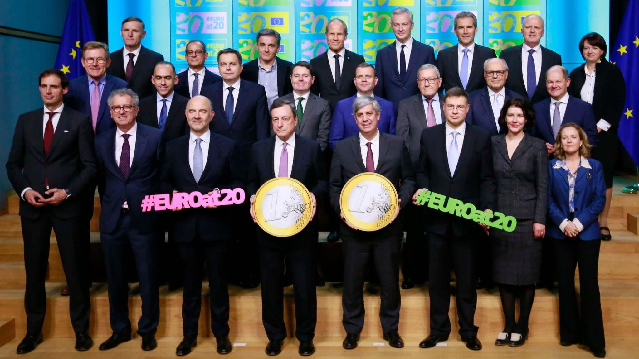 EU finance ministers strike eurozone reform deal