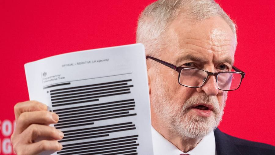 Questions raised over source of Labour's 'NHS for sale' dossier