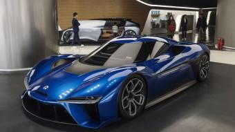 China's Nio woos potential investors with ambitious vision