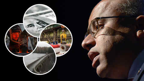Sanjeev Gupta in spotlight after swoop on Thyssenkrupp steel unit
