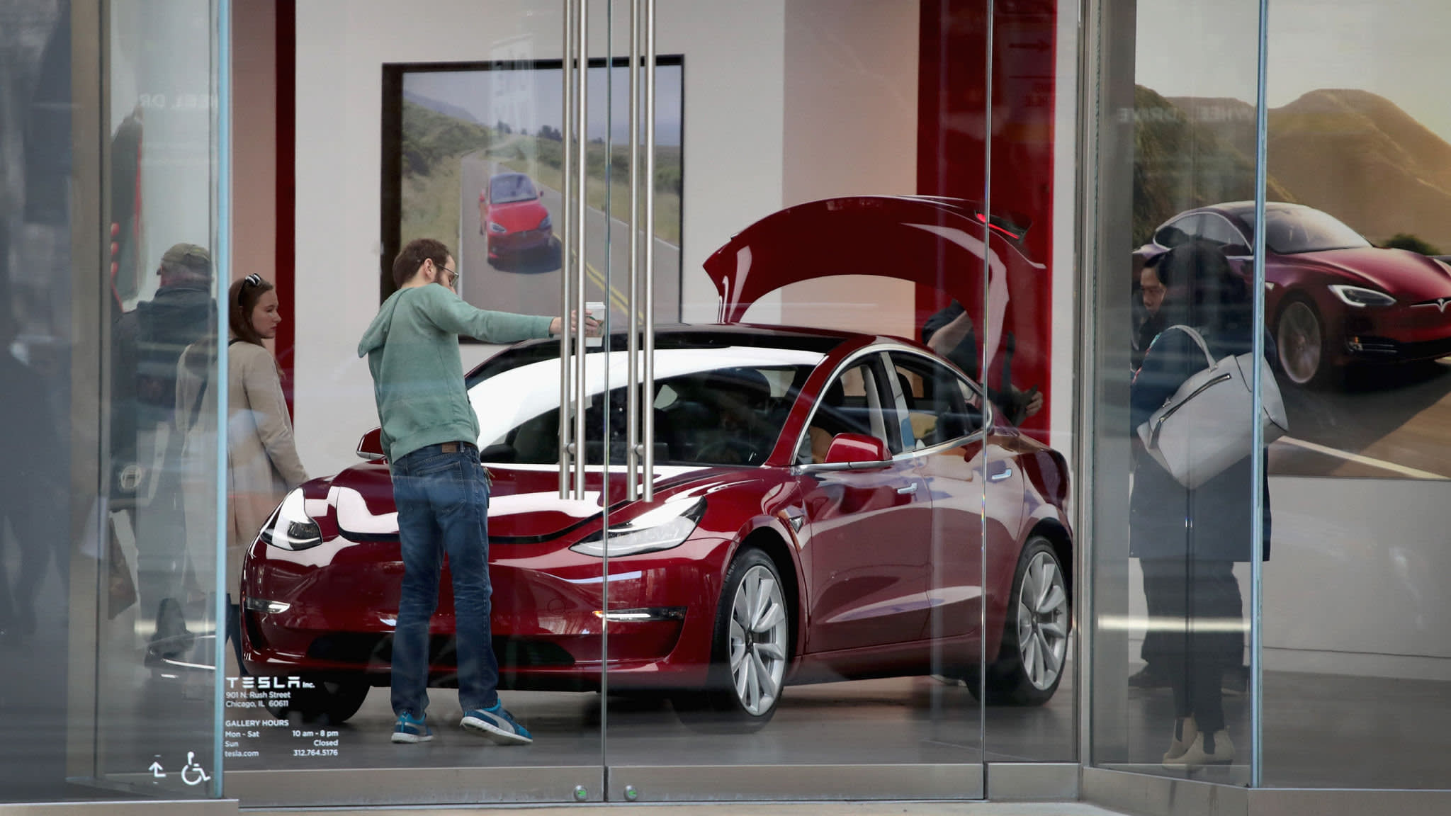 Five things to look out for in Tesla's results