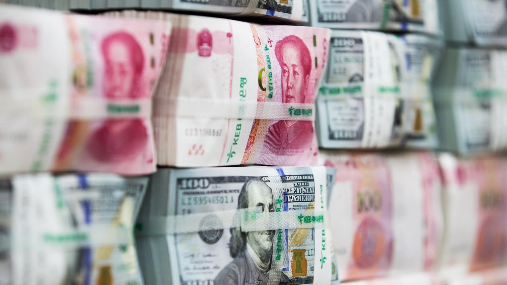 China weighs allowing the renminbi to 'crack 7' | Financial