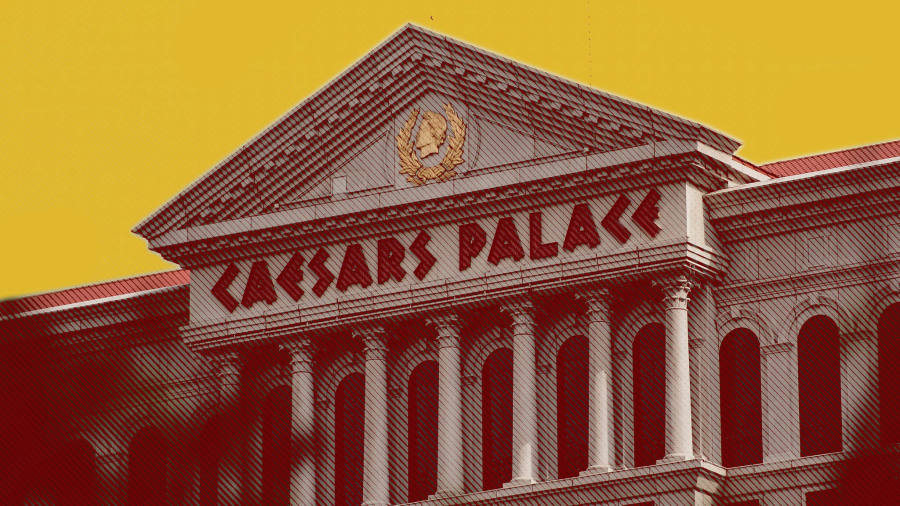 What happens in Vegas       the messy bankruptcy of Caesars