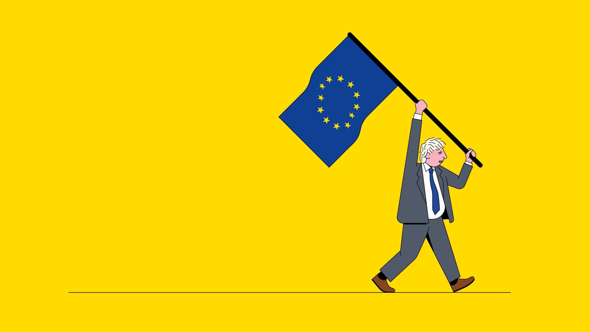 Boris Johnson may have saved the EU