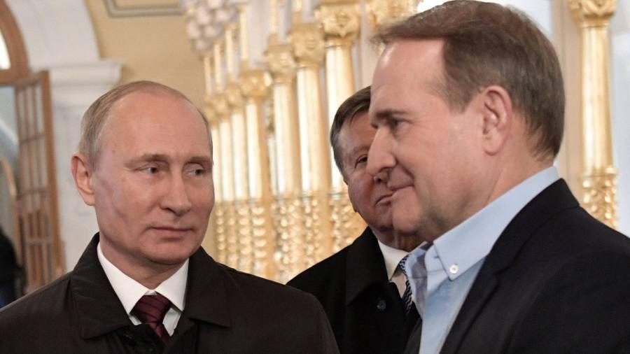 Putin wants 'normal' Ukraine after election, says Kremlin ally