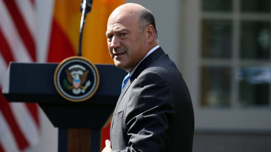 Cohn quits after losing trade battle with Trump
