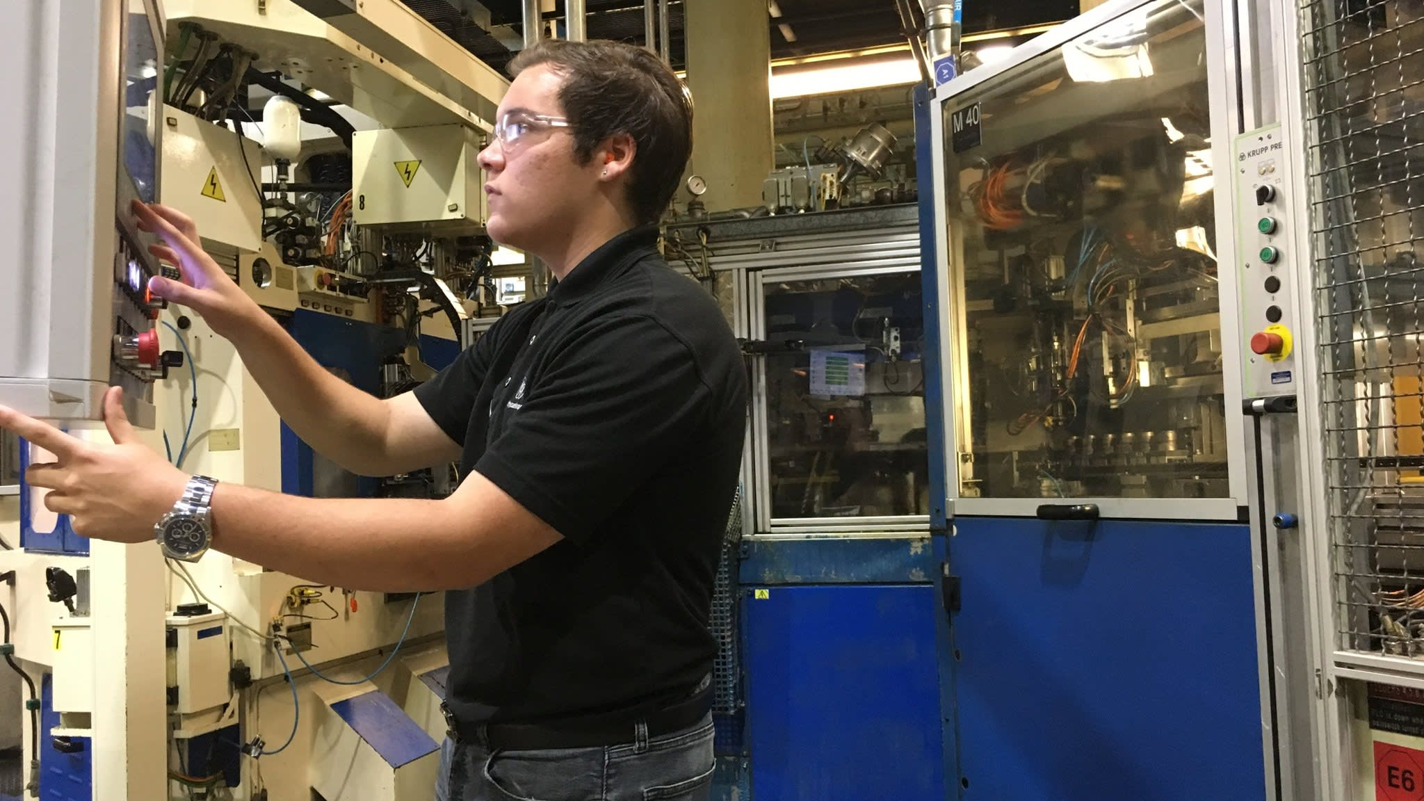 US manufacturers struggle to attract 'cool' millennials