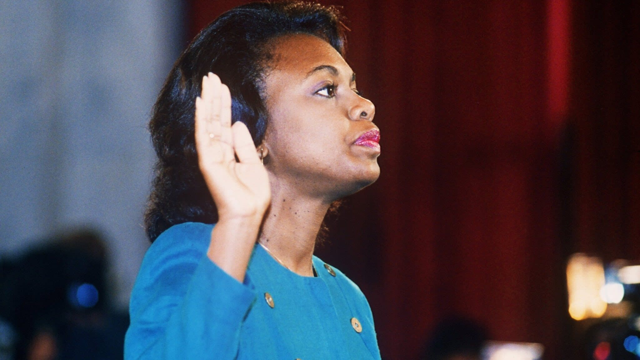Kavanaugh accuser follows in Anita Hill's footsteps