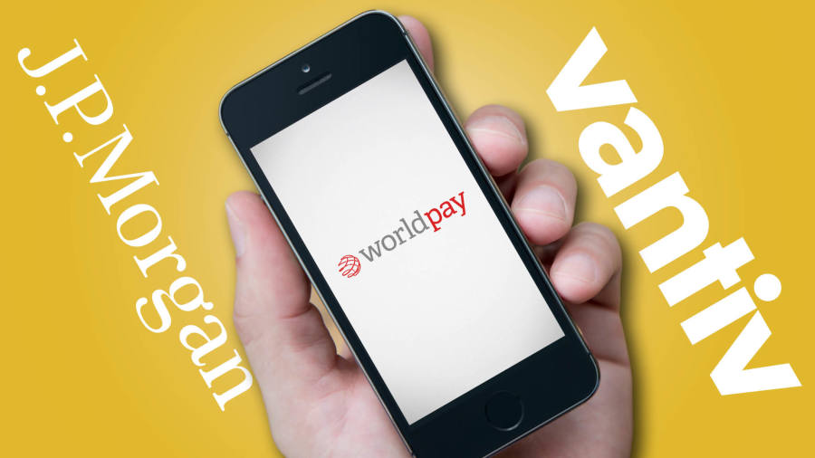 Post-Brexit fall in sterling made Worldpay a target for US
