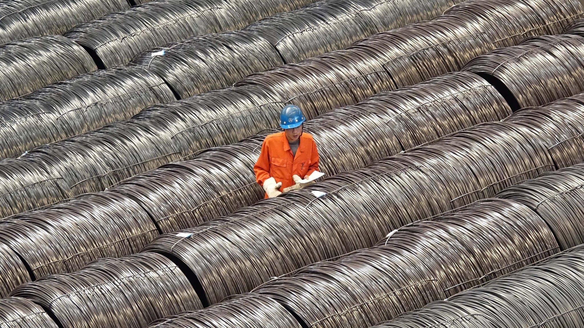 China threatens to retaliate against US metals tariffs