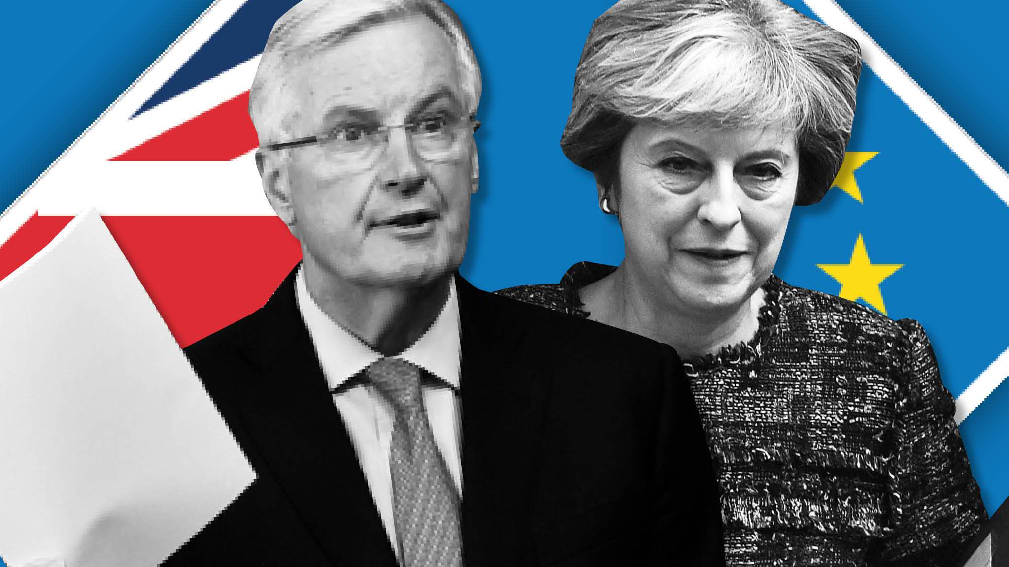With a Brexit deal in sight, Britain is entering a no man's land