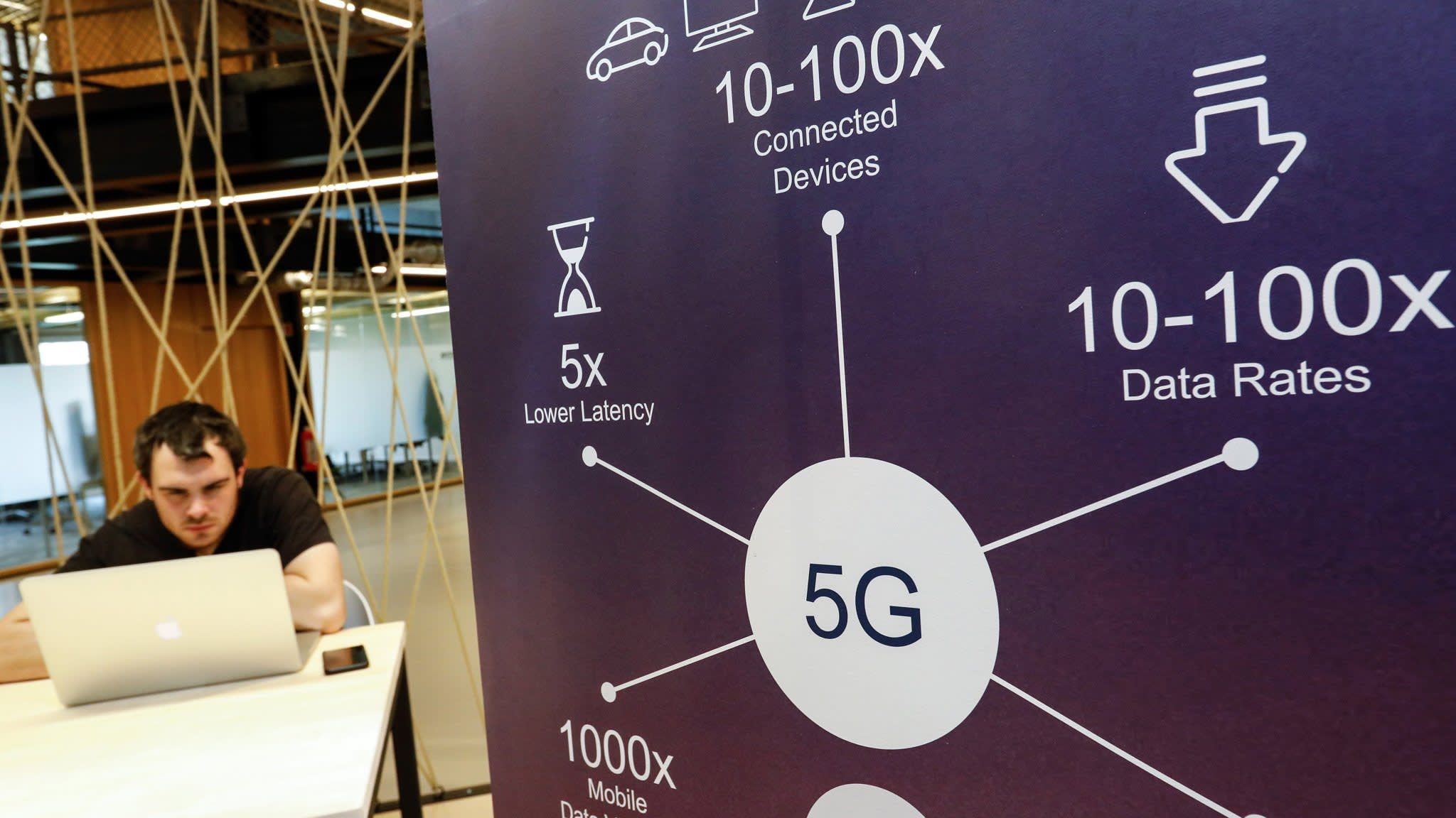 Ericsson to expand 5G network in the US