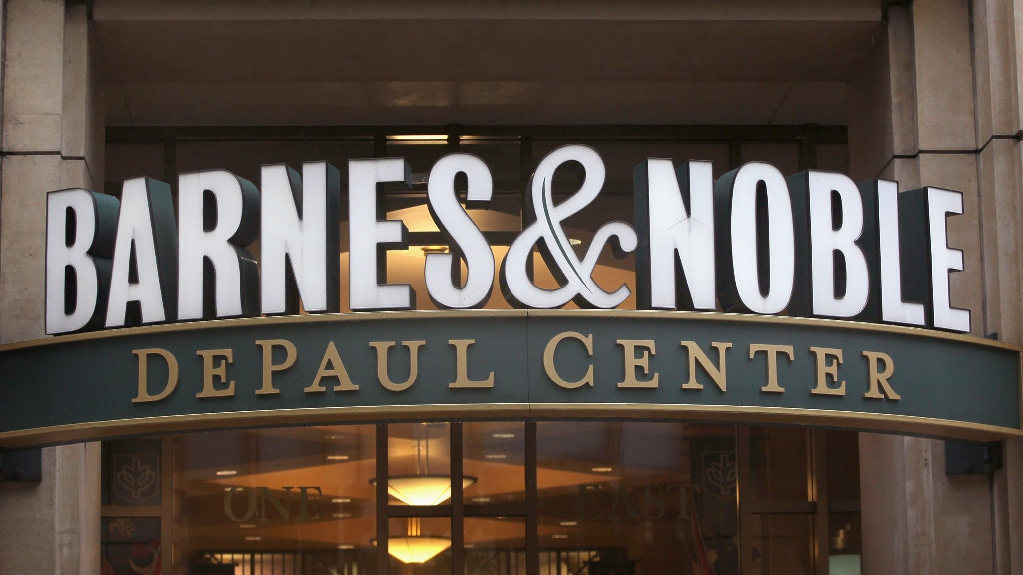 Barnes & Noble reveals takeover interest