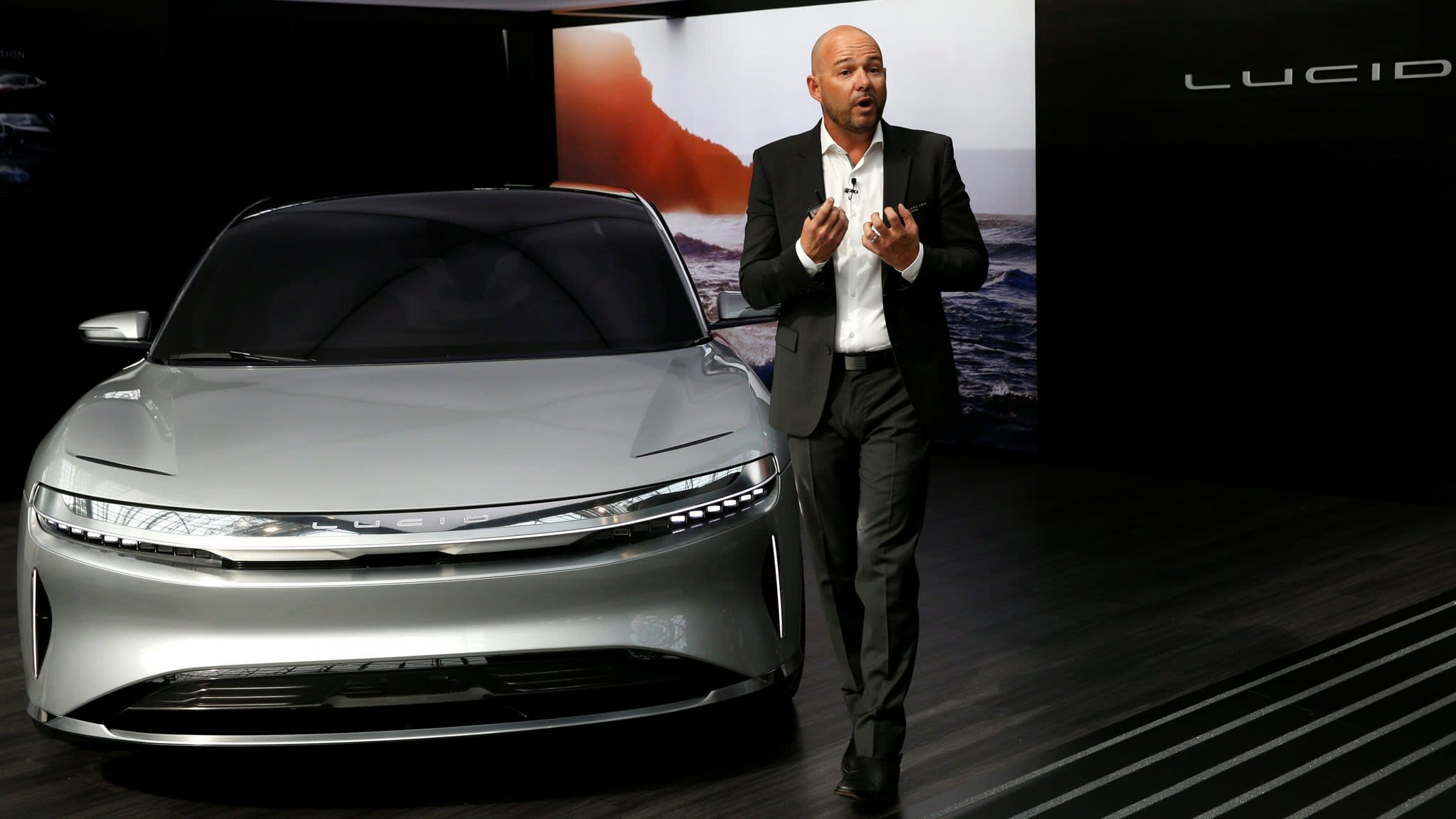 Saudi sovereign wealth fund to invest $1bn in Tesla rival Lucid Motors