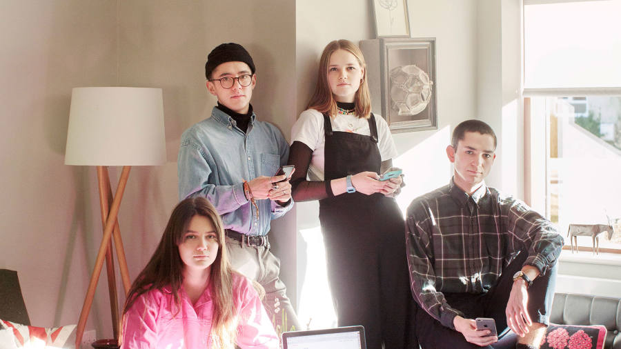 7a34a16e3e923 How the clothes-selling platform Depop is creating young entrepreneurs |  Financial Times