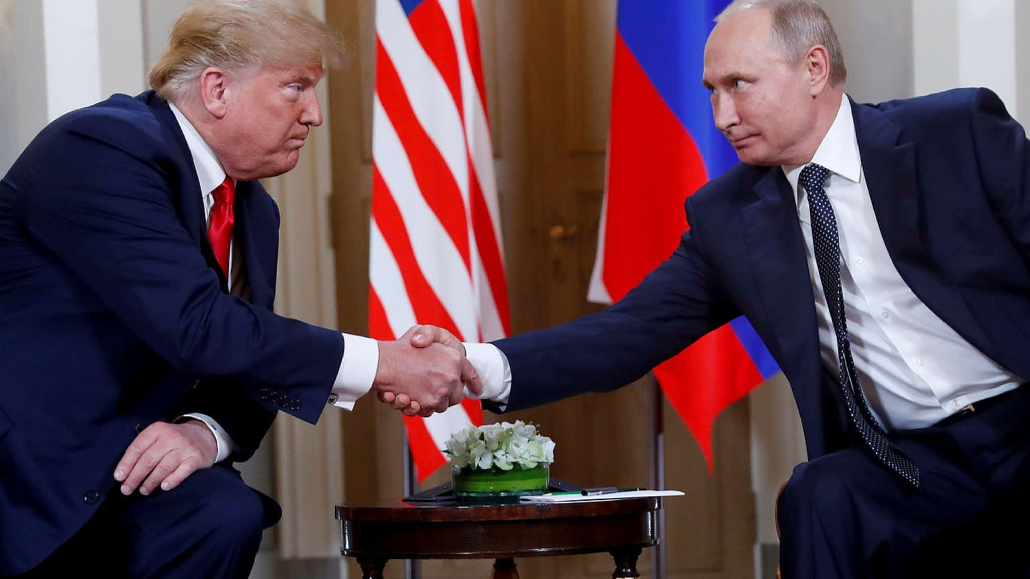 Trump to invite Putin to Washington