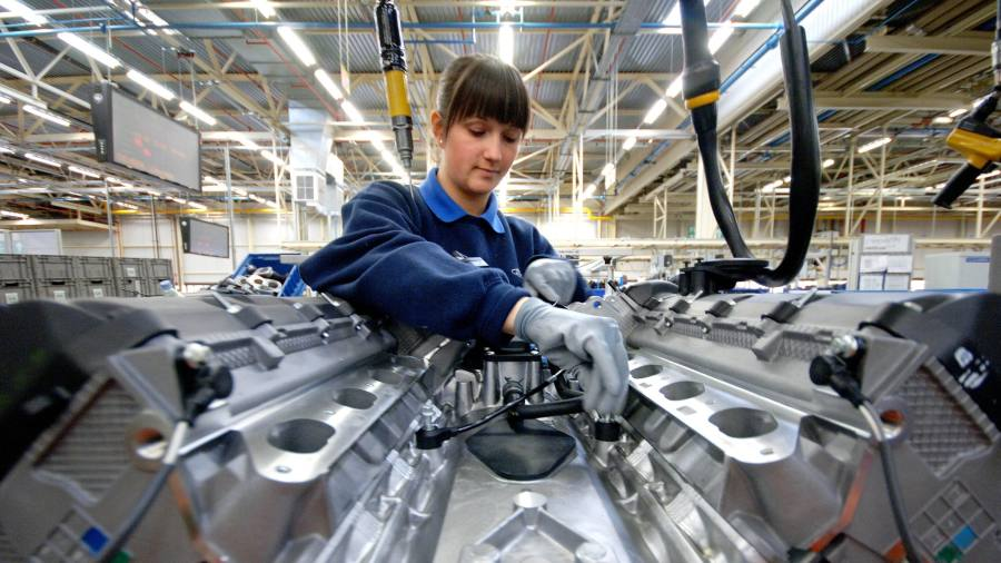 ford slashes planned investment  uk car plant financial times
