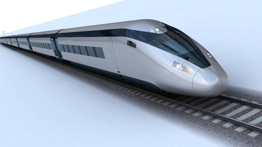 Ex-Treasury chief says HS2 would fail cost-benefit analysis