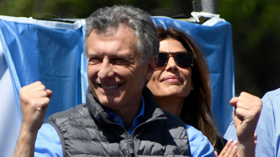 Argentina's economic woes spell doom for Macri's election prospects