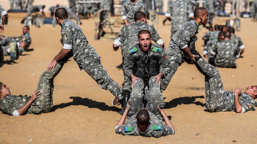 Egypt seeks investors for military-run companies