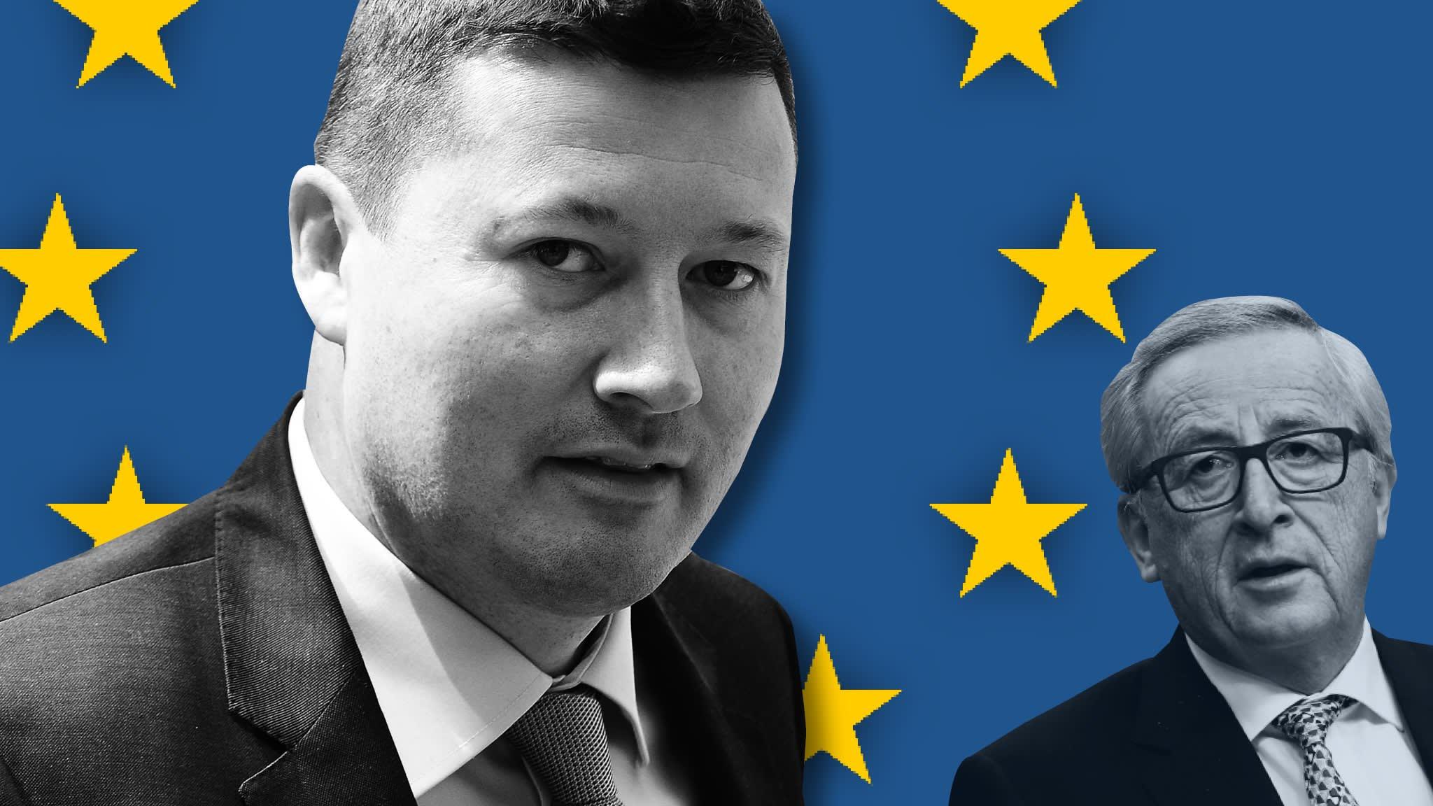 Rasputin of Brussels raises hackles among EU staff