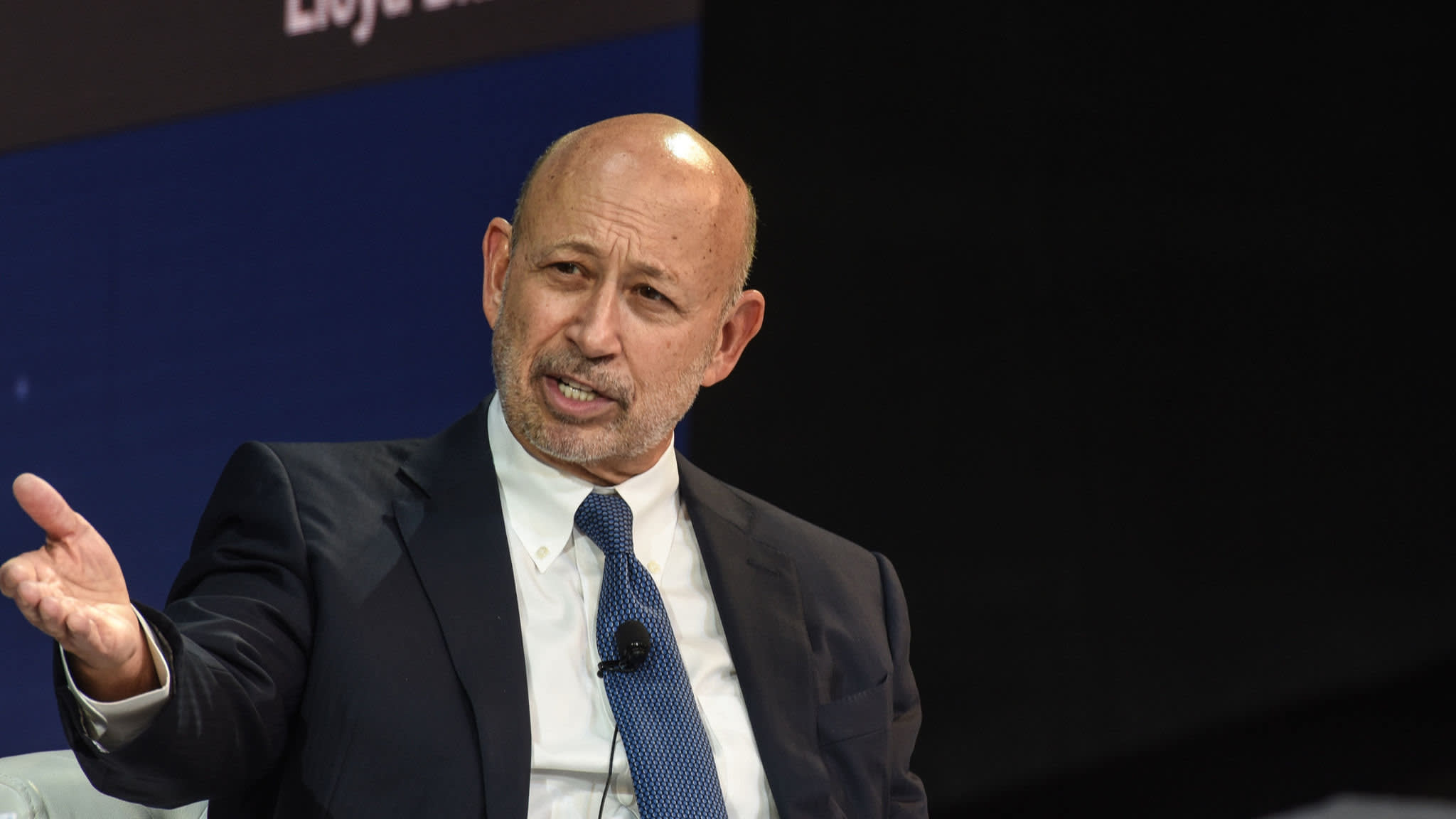 Blankfein met financier at heart of 1MDB scandal
