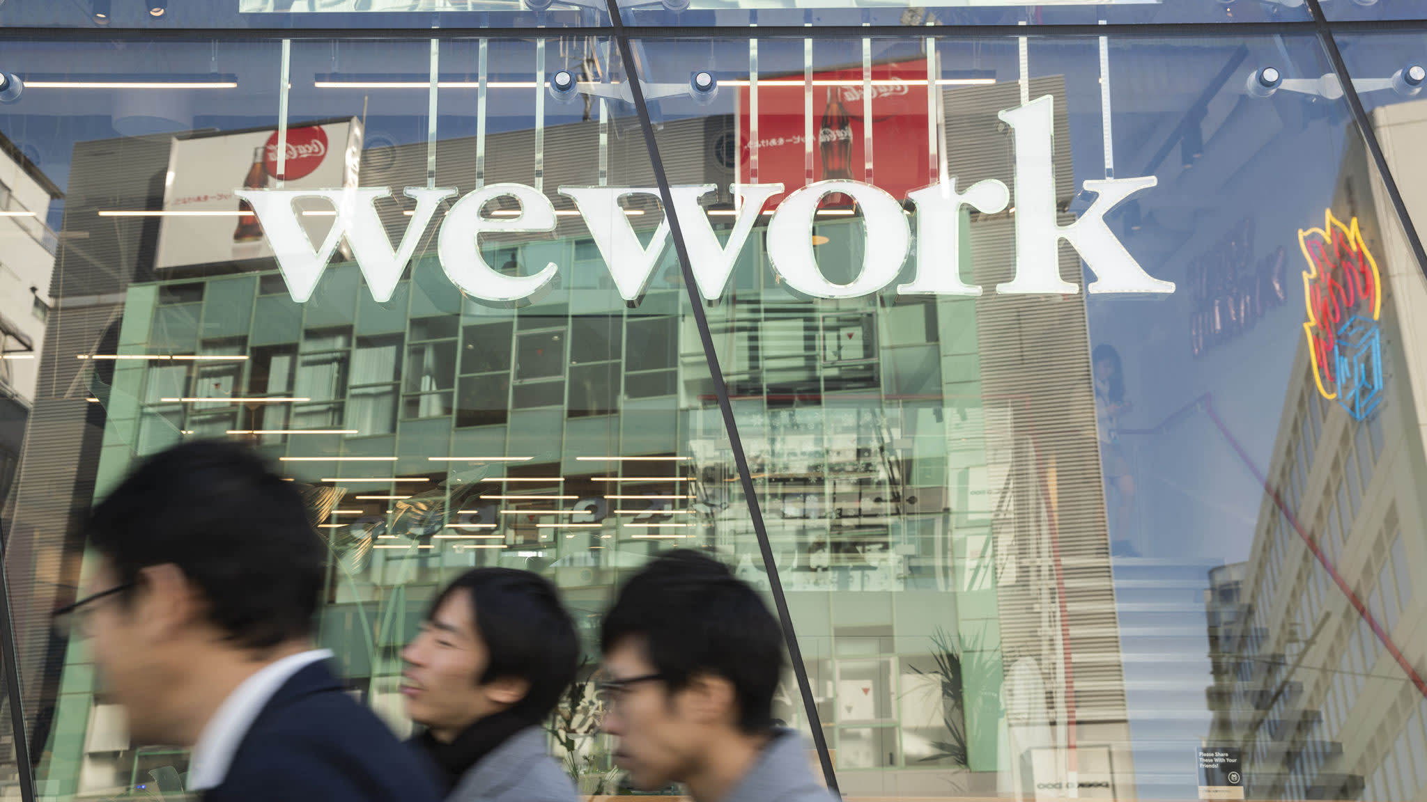 WeWork to expand operations after $2bn fundraising