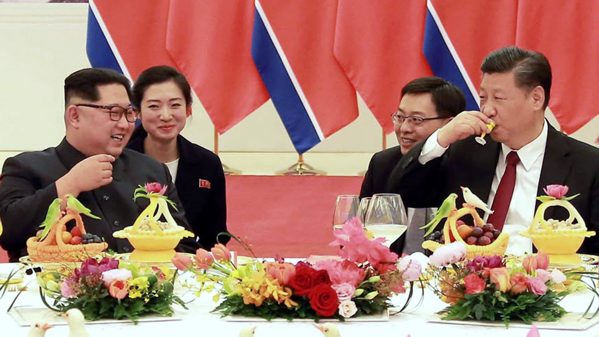 China uses economic muscle to bring N Korea to negotiating table