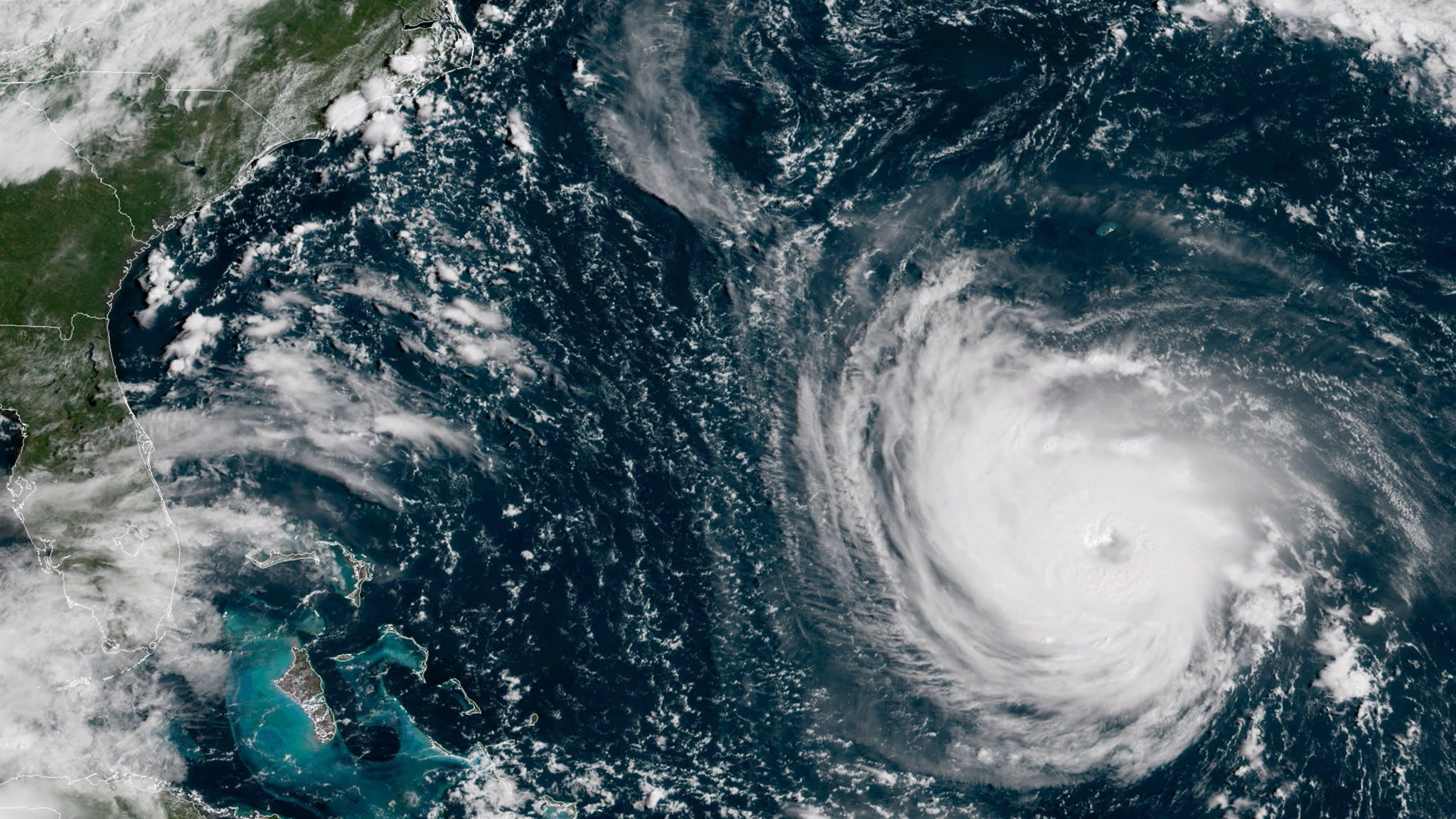 Oil prices jump as Hurricane Florence approaches US