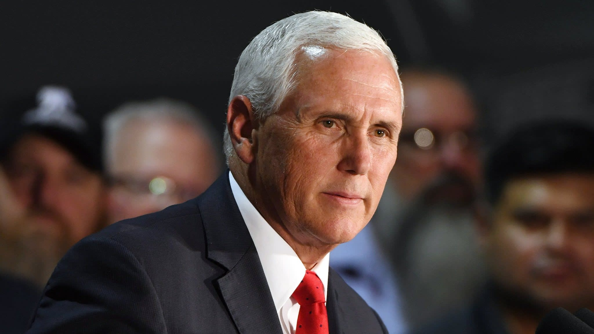 Pence accuses China of anti-Trump midterm meddling