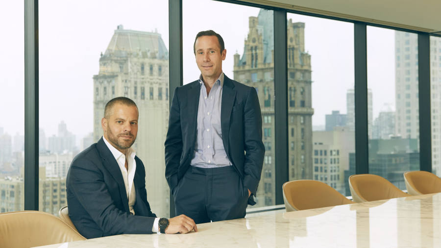 David Millstone And David Winter Putting The Business Before Family Financial Times