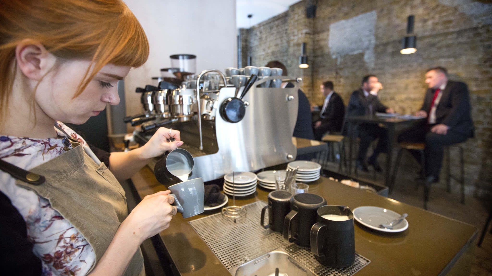 Forex london coffee