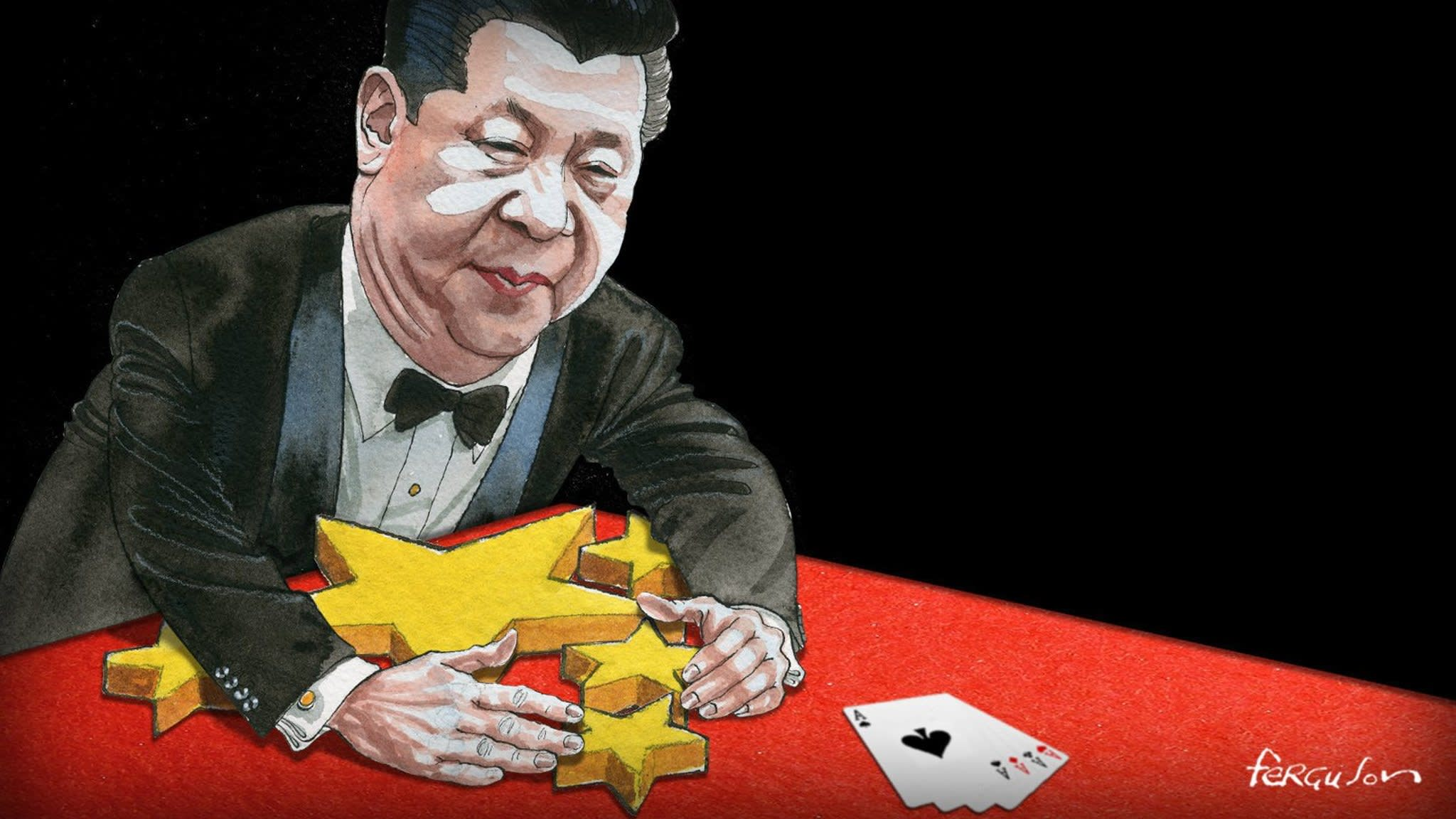 Xi's power grab means China is vulnerable to the whims of one man