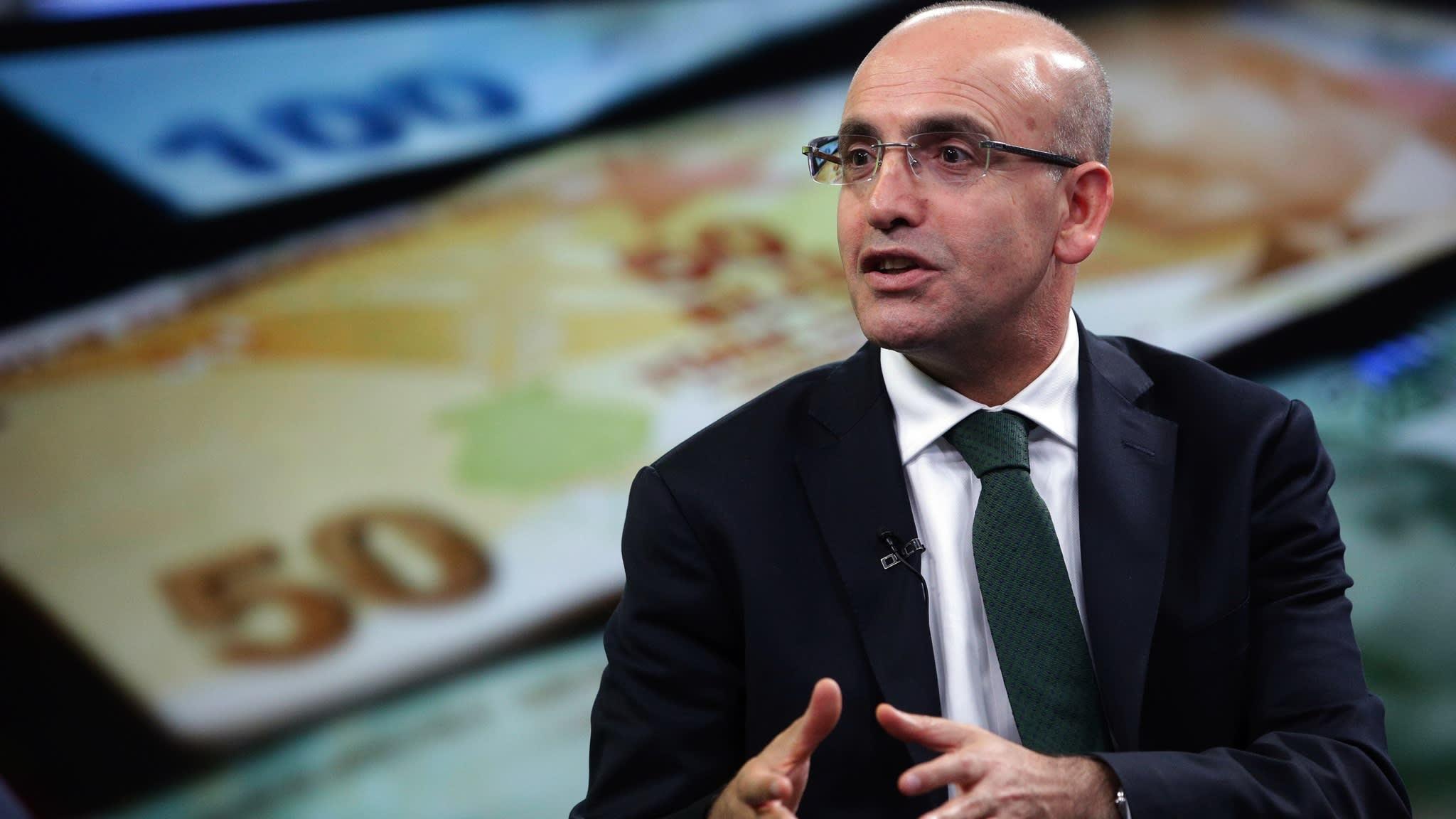 Simsek bids farewell, leaving gap for Turkey investors