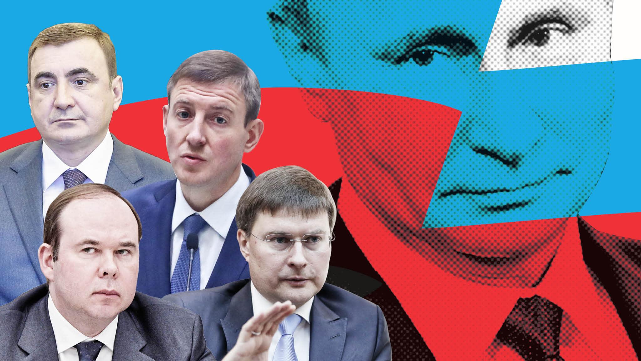 Russian election: Meet Vladimir Putin's new technocrats