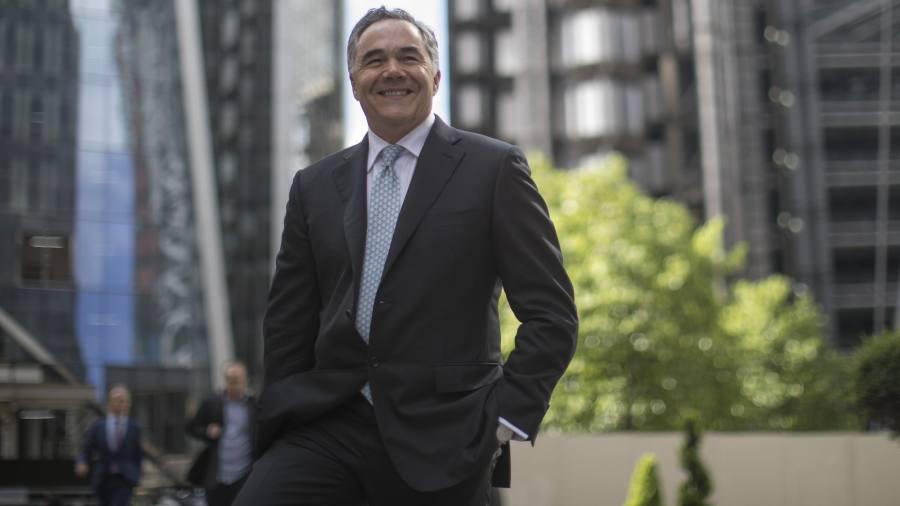 Steve Holland: Brenntag's straight-talking British CEO