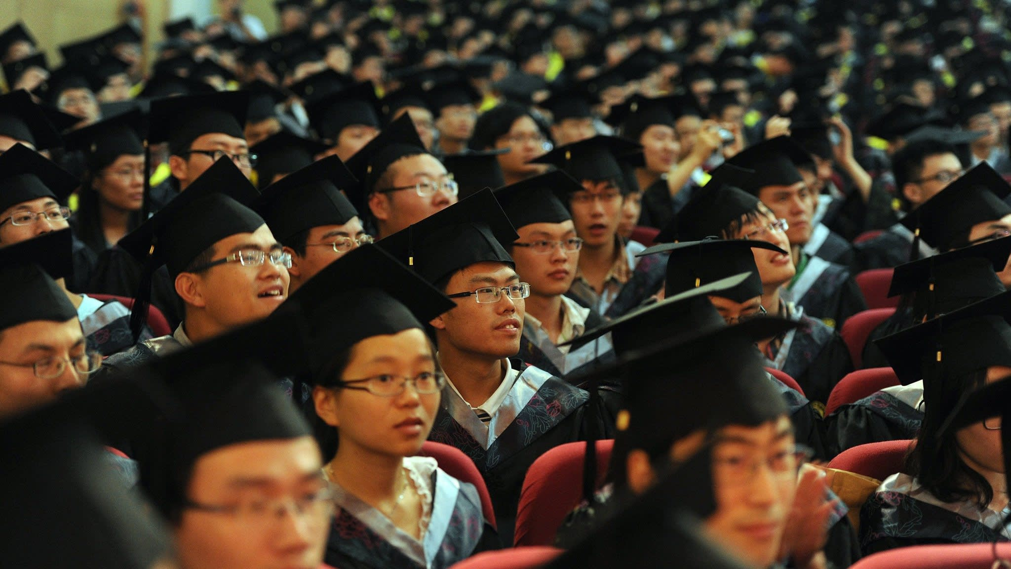 China closes a fifth of foreign university partnerships
