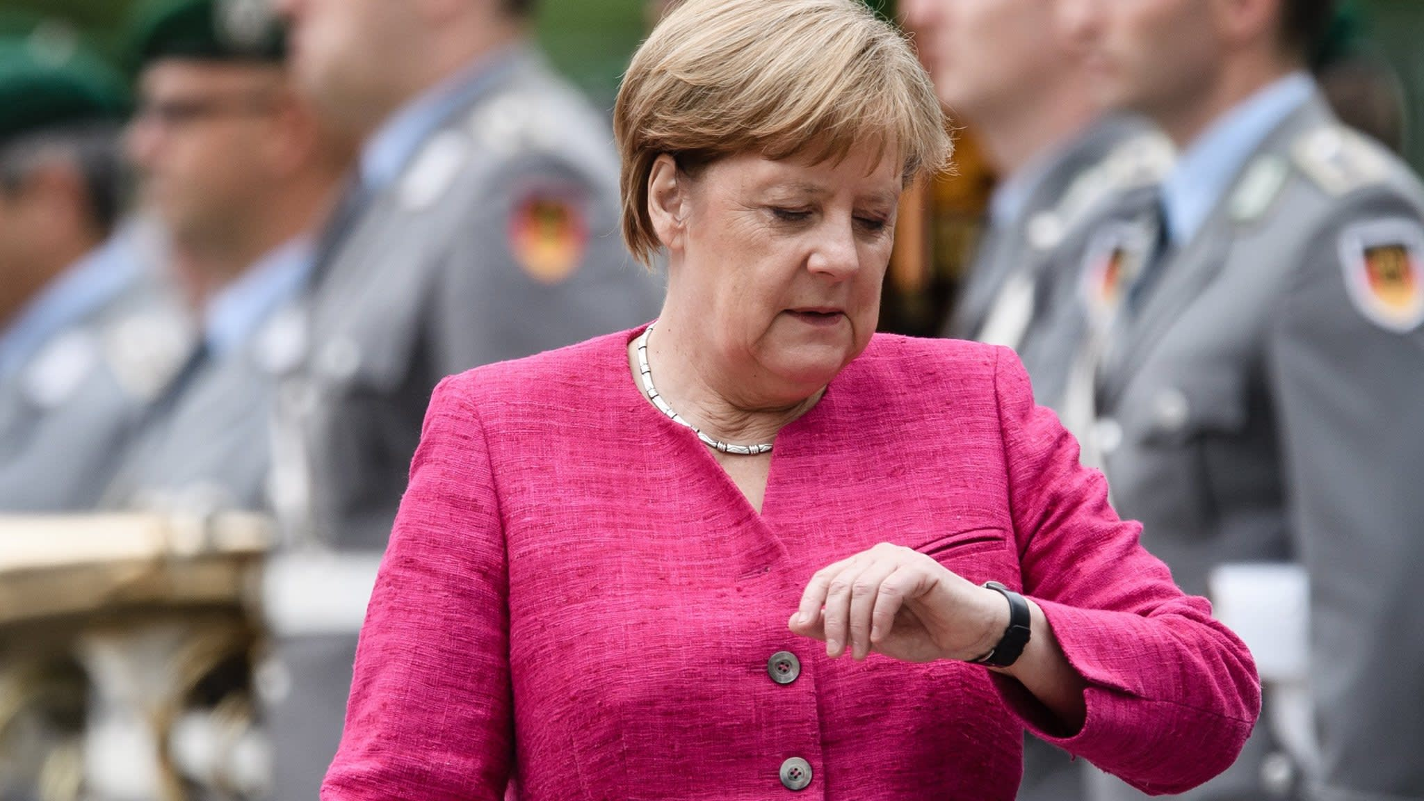 Angela Merkel's fading authority is a problem for Europe