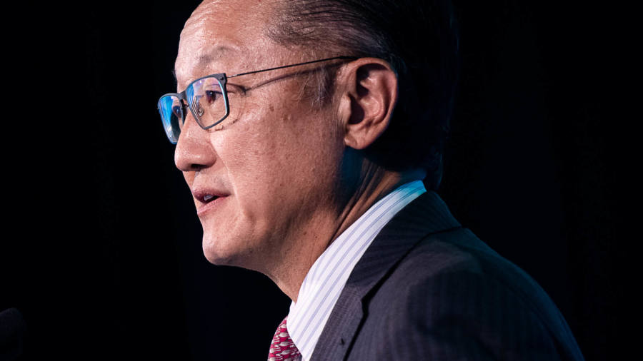 Why Jim Yong Kim's move has shaken up the World Bank