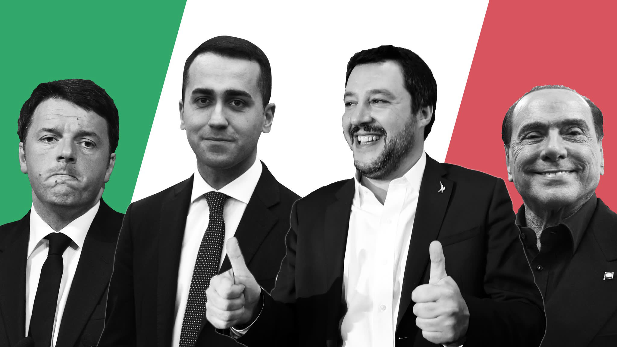 Italy's next government: four options as voters shun establishment