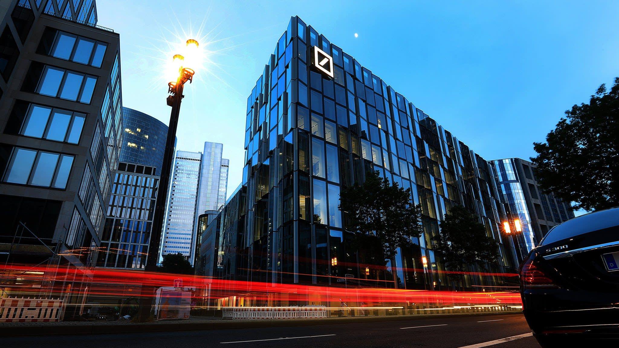Watchdog orders Deutsche Bank to take action on money laundering