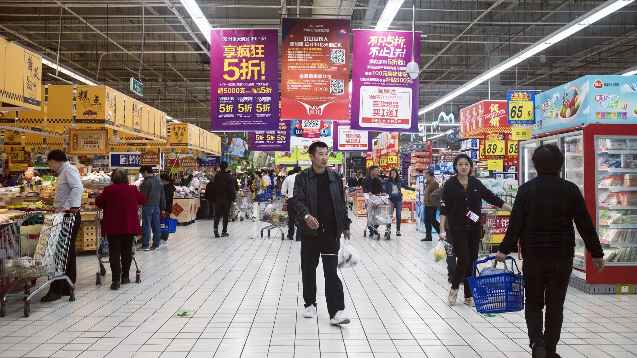 More China stimulus expected after weak economic data