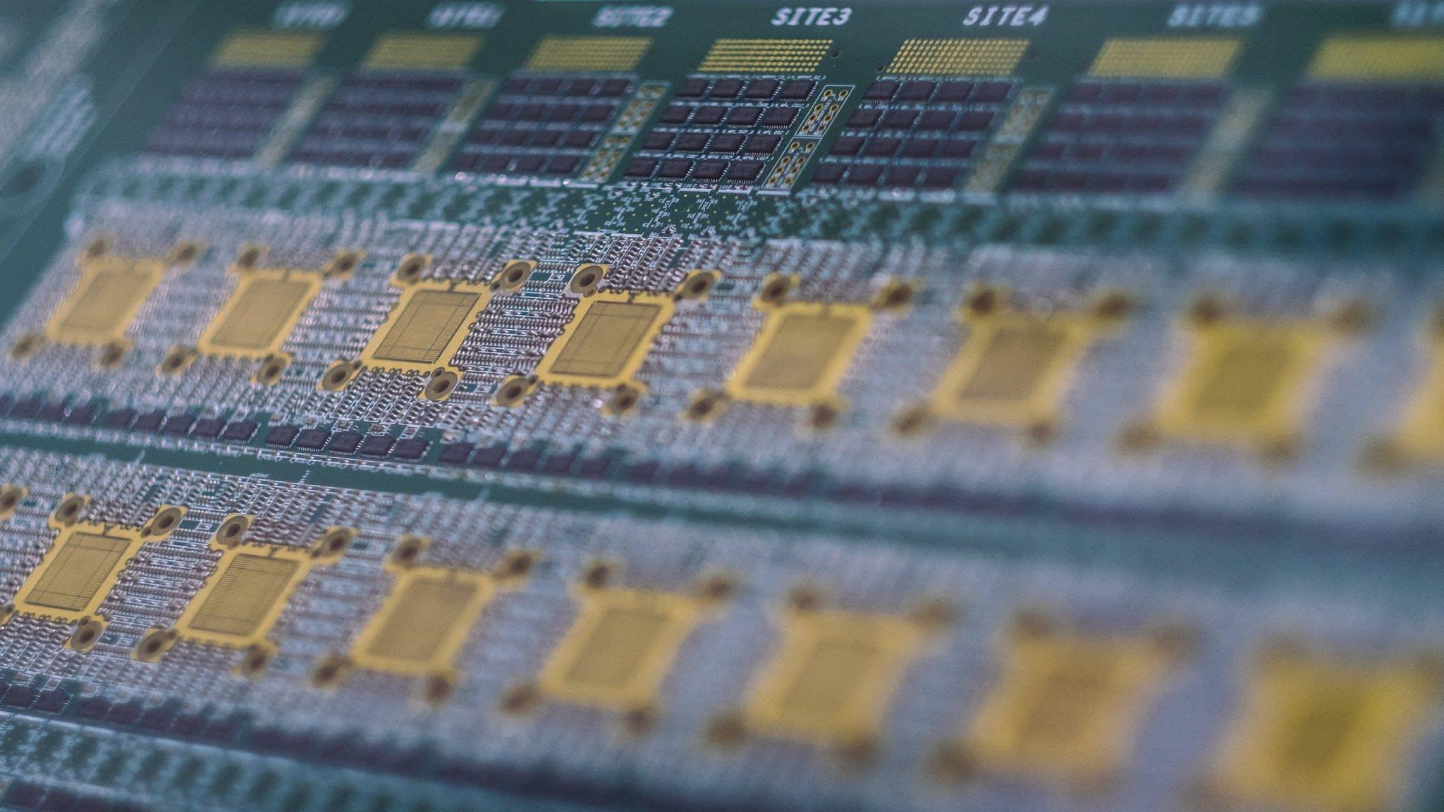 Trade war casts shadow over tech manufacturers