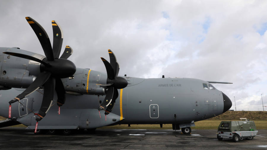 Airbus agrees revised deal for troubled A400M programme