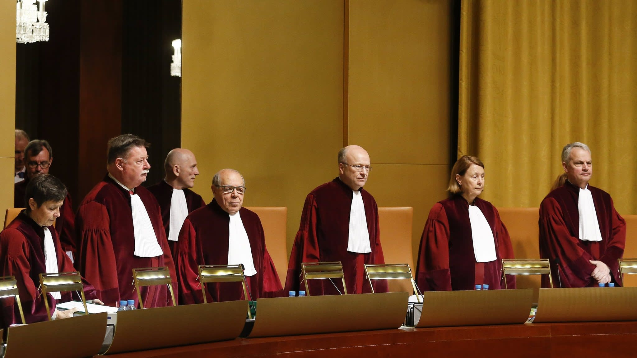 ECJ questions extraditions to Poland